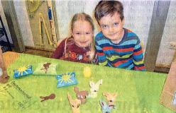 Frühlings- und Ostermarkt der Luitpoldschule